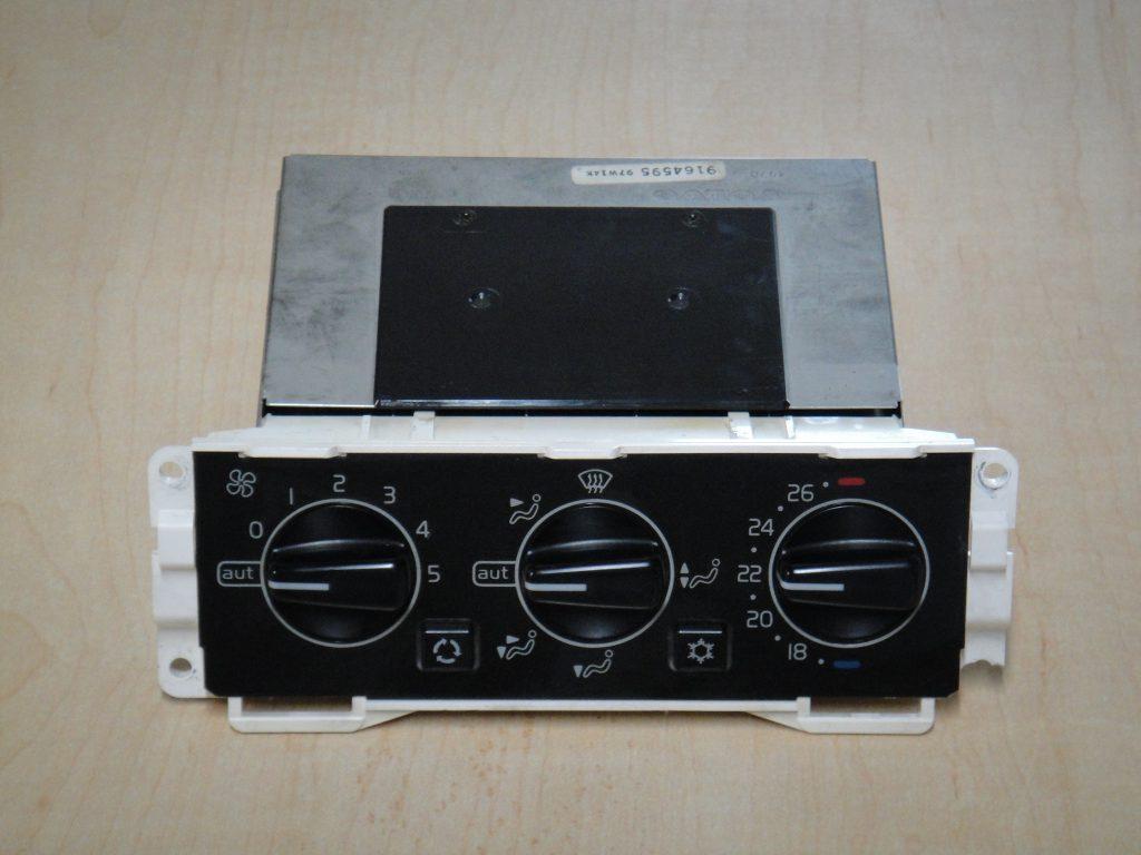 ボルボ940エアコン不調修理