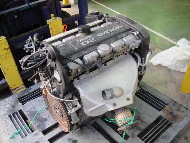 V70/98年 2.5-20V エンジン出荷