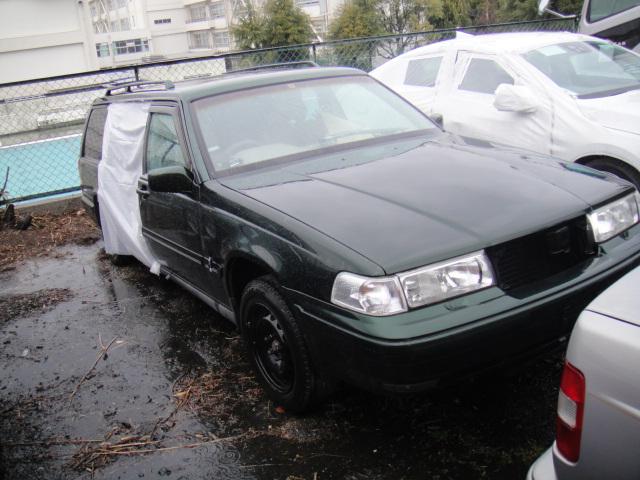 部品取り車 95年式960ワゴン