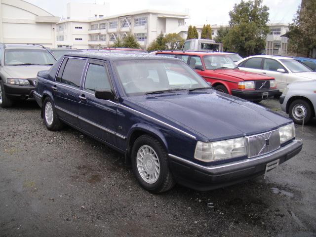 部品取り車 92年 960エグゼクティブ
