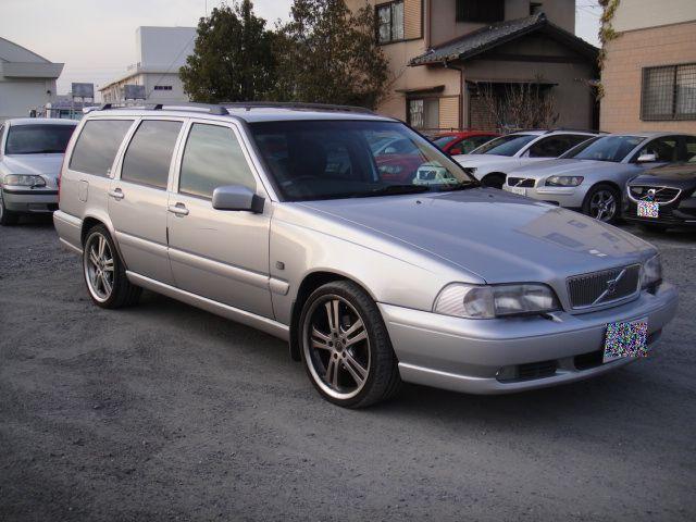 部品取り車 2000年 V70 CLASSIC 94000キロ