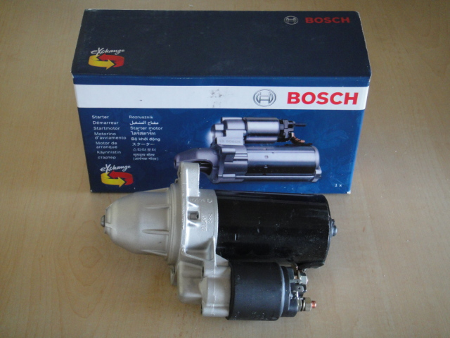ボルボ240/940スターターモーター/セルモーター