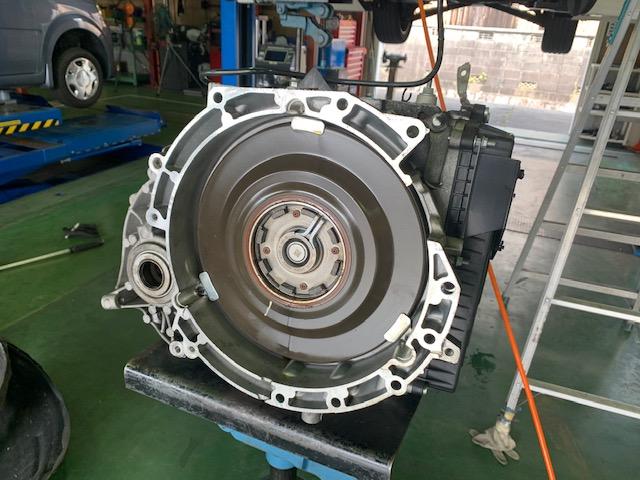 ボルボV40/V60/XC60/V70等ATオイル漏れ修理