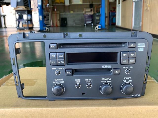 SB系V70/XC70/S60純正オーディオHU-850