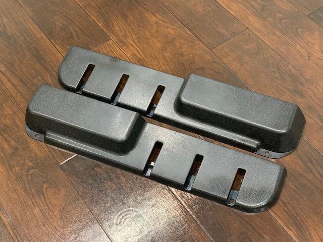 ボルボ240ドアポケット(黒)新品左右セット入荷