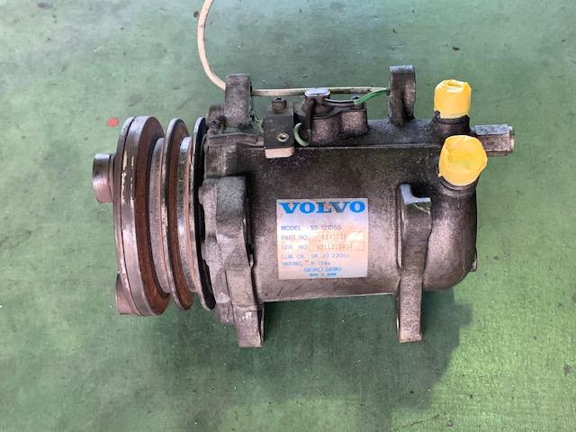 ボルボ240/940(93年式)コンプレッサー