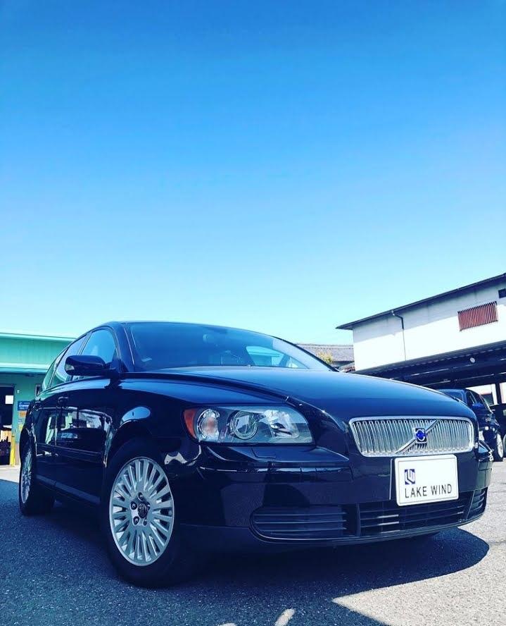 VOLVO V50 【K様】