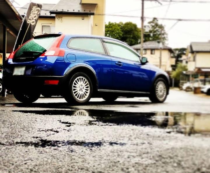 VOLVO C30 【M様】
