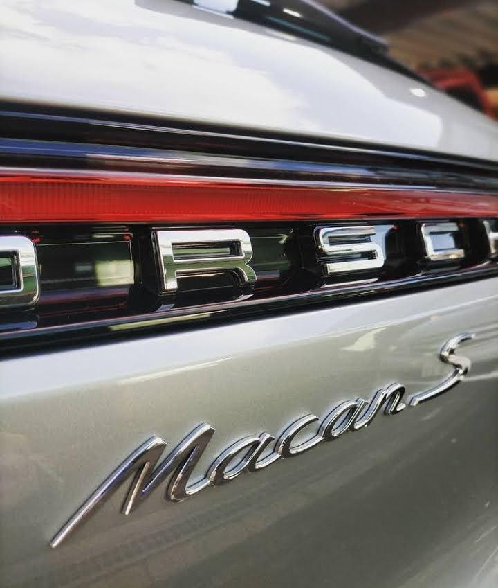 Porsche Macan S 【S様】