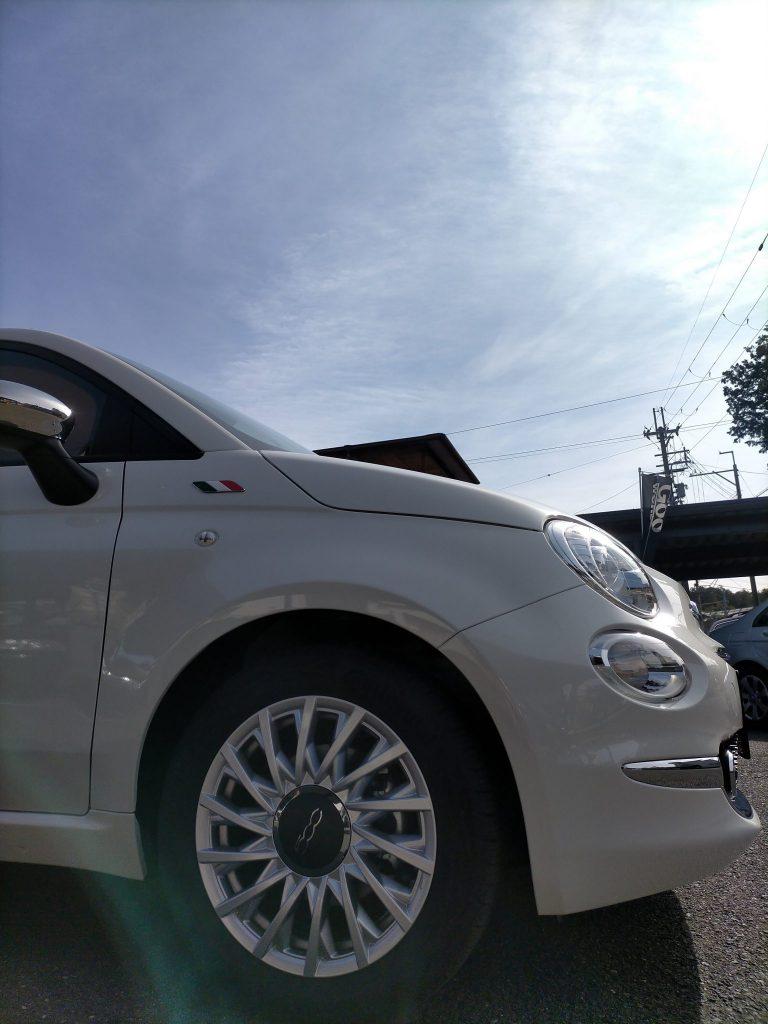 FIAT 500C 【Y様】