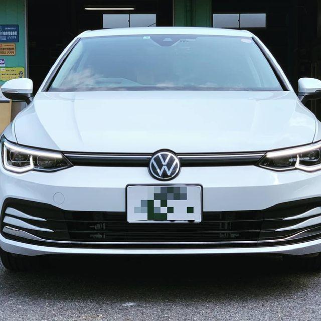VW GOLF 【F様】