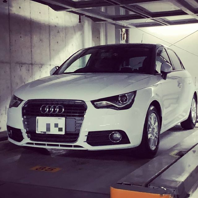 Audi A1 【K様】