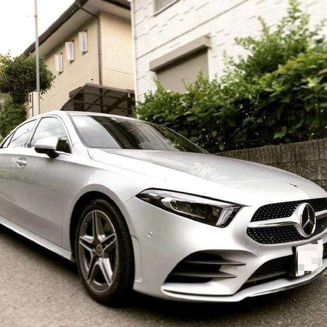 Mercedes-Benz A250【F様】